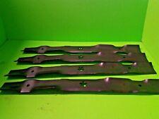 Blade Husqvarna 532403107 YTH 20K46 2246LS 46 Inch Deck Mulching 4 Pack