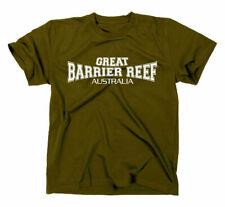 Great Barrier Riff T-Shirt Australien Australia Reef Korallen Surfing Surfen