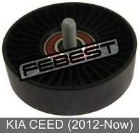 Pulley Idler For Kia Ceed (2012-Now)