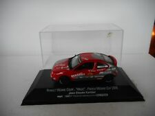 ONYX Die cast 1/43 Renault  Megane Coupe Magic Jean Claude Kamber 1998 m box