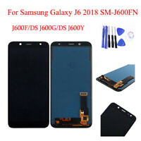 Lcd Digitizer Touch Screen Replacement Assembly For Samsung Galaxy J6 2018 J600