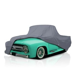 [CSC] 4 Layer Truck Cover for Ford F-Series 2-dr Standard Cab Long Bed 1950-1952