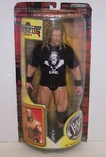"NEW! 2002 Jakk's Pacific WWF Ringside Rebels ""Triple H"" 12"" Action Figure {1234}"