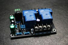 30ADual Channel Speaker Protection Circuit Board Boot Mute Delay DC 12-16V  A190