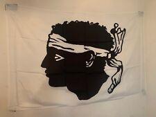 Drapeau Corse -Corsica Flag -145 cm X 90 cm - Livraison gratuite
