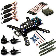 EMAX Nighthawk 250 Carbon Quadcopter Naze32 10DOF EMAX 2204 Motor ESC RACING