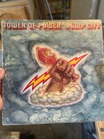 "tower of power ""bump city"" vinyl record.. 1972 Terre Haute Pressing. VG+"