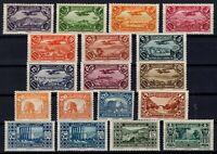 G139172/ FRENCH LEBANON – YEARS 1930 - 1931 MINT MH SEMI MODERN LOT