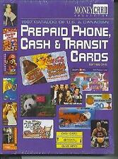 Catalog and Price Guide Book for Phone Cards