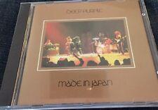 Made in Japan by Deep Purple (Rock) CD Black Sabbath Import Brazil Led Zeppelin