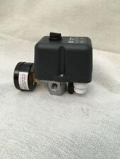 Presuure Switch Air compressor Condor MDR2 Gauge Saftey Valve 125-150 PSI