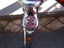 Vintage. Coppola Sante. Columbus SL. 1980. L'Eroica frame&fork steel.Campagnolo