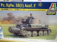 Italeri 1:35 6489 Deutscher Panzerkampfwagen 38t Ausf.E NEU OVP
