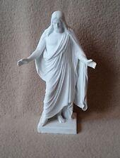 "Antico Royal Copenhagen ENERET Parian figura di porcellana ""CRISTO"" B THORVALDSEN"