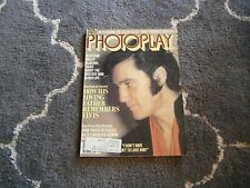 PHOTOPLAY August 1978 Harrison Ford STAR WARS Han Solo Article Herve Villachaize