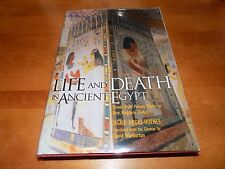 Life and Death in Ancient Egypt: Tombs Tomb Art History Ancient Egyptian Book