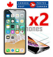 Premium Tempered Glass Screen Protector for iPhone XR and iPhone 11 (2 Pack)