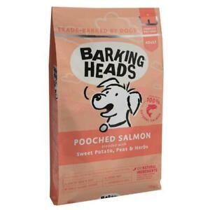 Barking Heads Pooched Salmon Adult Dry Dog Food | Dogs