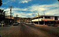 Ensenada México Mexiko Baja California AK 1976 Lopez Mateos Avenue Street Straße