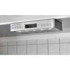 Soundmaster Küchen-/Unterbauradio UR2045 SI, UKW/DAB+, mit Bluetooth-Funktion un