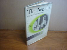 Ansel Adams. The Negative. 1971. VG+ in good jacket.