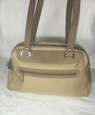 The Sak Satchel Shoulder Bag Taupe Medium/ Large Handbag