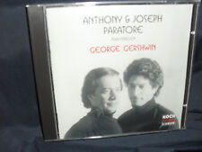 Gershwin-Rhapsody in Blue ecc. Anthony & Joseph Paratore