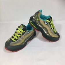 Nike Air Max 95 Dino Outdoor Green/Cyber Kids Size 11C CI9944 300