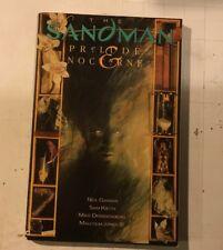 The Sandman Preludes & Nocturnes Neil Gaiman 1991 warner collects #1-8 tpb 1st p