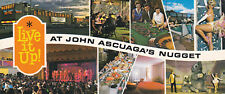 SPARKS , Nevada , 40-60s ; Live It Up! At John Ascuaga's Nugget