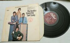 LP, The Beatles, Yesterday and Today, 1976 Purple Label Reissue, VG+
