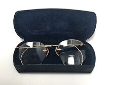 Antique Hudson's Bay Company Spectacles with Gold Plated Wire Frame