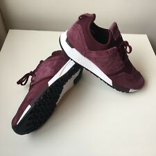 New Balance 247 Hybrid Running Premium Mens Trainers Burgundy New Shoes Size 8