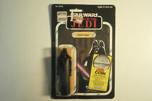Darth Vader 1983 Kenner Star Wars ROTJ Return of the Jedi figure 38230 65 A Back