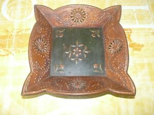 Corbeille en bois artisanat du Béarn