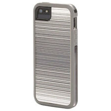 NEW GENUINE GRIFFIN ABSTRACT SEPARATES CASE FOR IPHONE 5 5S SE GREAY WHITE CLEAR