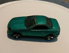 Vintage Mercedes 5SL SLK Green diecast toy car collectible Collectors unknown
