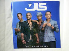 JLS HAND SIGNED IN PERSON PROGRAMME CONCERT TOUR LIVE 2010 + PHOTOS CD