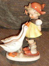 Hummel Goose Girl 47/11 Stands 7.5 Inches Tall