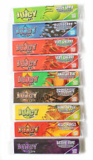 9 booklets JUICY JAY'S MIXED King Size Slim Flavoured Cigarette papers