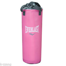 EVERLAST Pink Leveler Heavy Bag S MMA Punch Punching Boxing Muaythai Kickboxing