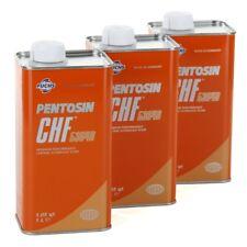 3x 1L 1Liter PENTOSIN Hydrauliköl Zentralhydrauliköl CHF 5364B