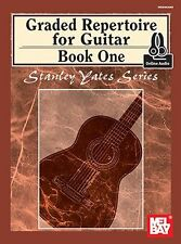 Play Graded Repertoire For Guitar MUSIC TUTORIAL Classical BOOK ONE ONLINE AUDIO