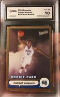 2004 Topps Gold Bazooka Rookie Dwight Howard Gem mint 10 Rare SP Hall of Fame
