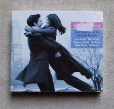 "CD AUDIO/ LET'S FALL IN LOVE ""JAZZ STANDART FOR THE INCRABLY ROMANTIC"" 2CD ALBUM"