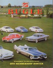 Bugle The Buick Club of America 1995 Member Roster  031417nonDBE