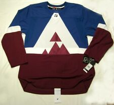 2020 STADIUM SERIES - size 46 = Small - Colorado Avalanche ADIDAS Hockey Jersey