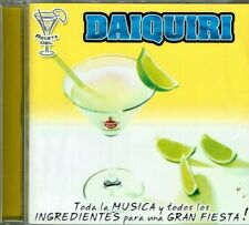 Daiquiri  Musica Para una  Gran Fiesta (Made in Italy) BRAND  NEW SEALED CD