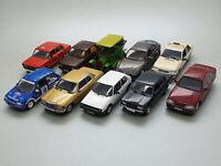 10 x Modellautos Konvolut 1:43 (DEFEKT) von Altaya/IXO/Maxichamps/LEO Models