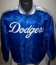 LOS ANGELES DODGERS MLB STARTER Snap Down Jacket Fall 2019 BLUE S M L XL 2X